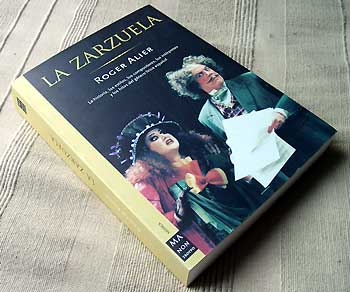 La Zarzuela by Roger Alier (cover)