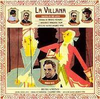 la villana - Blue Moon BM7553