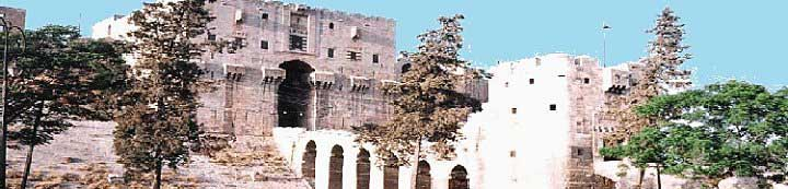 The Citadel at Aleppo