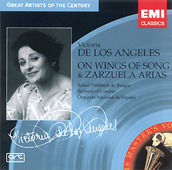 Victoria de los Angeles - On Wings of Song and Zarzuela Arias (EMI Classics)