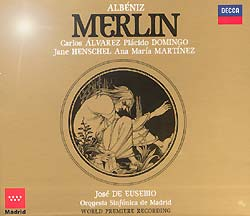 Merlin (Decca cover)