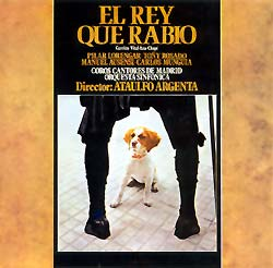 El rey que rabio - BMG CD cover