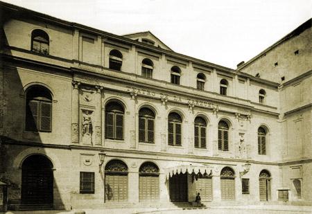 Teatro de la Zarzuela de Madrid